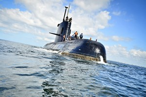 Argentina treo giải 4 triệu USD để tìm tàu ngầm mất tích