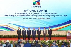 Quyết tâm xây dựng khu vực Mekong phát triển bền vững, vì người dân