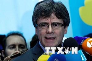 Catalonia vẫn chưa thể bầu ra nhà lãnh đạo mới cho khu vực