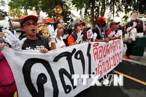 Thái Lan: Đảng Dân chủ để ngỏ khả năng liên minh với Pheu Thai
