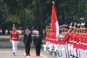 Đối tác chiến lược VN-Indonesia khởi đầu tốt đẹp, hướng tới tương lai