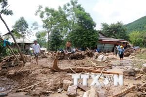 Chỉ đạo quyết liệt ứng phó và khắc phục kịp thời bão số 3 và mưa lũ