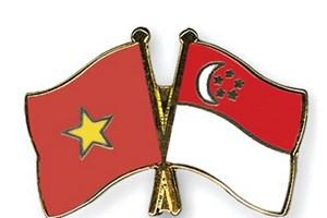 Thư mừng 45 năm Ngày thiết lập quan hệ ngoại giao Việt Nam-Singapore