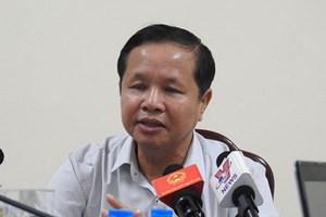 Giám đốc Sở Giáo dục và Đào tạo Hòa Bình xin lỗi và nhận trách nhiệm