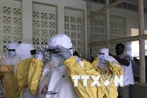 CHDC Congo tuyên bố dịch Ebola bùng phát trở lại ở miền Đông