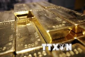 Giá vàng châu Á hướng đến tuần giảm mạnh nhất kể từ giữa năm 2017