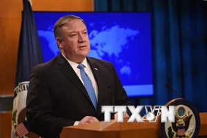 Ông Mike Pompeo bác bỏ đàm phán với Triều Tiên gặp thất bại