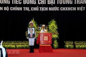 Lãnh đạo các nước tiếp tục chia buồn về việc Chủ tịch nước từ trần