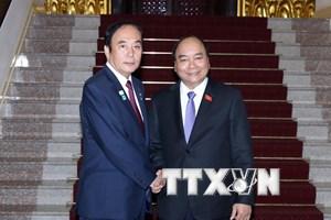 Việt Nam-Nhật Bản thúc đẩy hợp tác phát triển nguồn nhân lực