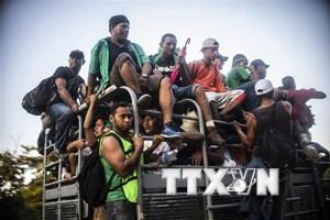 Ông Trump rút lại lời đe dọa cho phép quân đội nổ súng vào người di cư