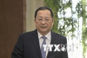 Triều Tiên cảnh báo có thể khôi phục kho vũ khí hạt nhân
