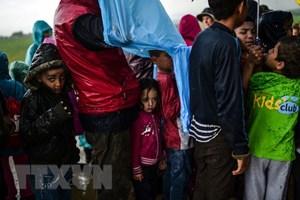 Hy Lạp tiếp tục quá tải người tị nạn trên các đảo Samos và Lesvos