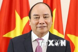 Thủ tướng Nguyễn Xuân Phúc lên đường tham dự Hội nghị APEC 26