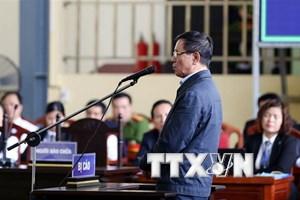Vụ đánh bạc nghìn tỷ: Bị cáo Phan Văn Vĩnh lên bục xét hỏi