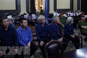 """Vụ án tại Ngân hàng Đông Á: Ngày mai, 30/11, sẽ xét hỏi Vũ """"nhôm"""""""