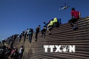 Mexico và Mỹ xem xét phối hợp trong vấn đề người di cư