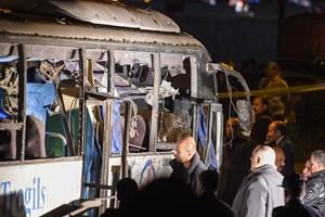 Algeria lên án mạnh mẽ vụ đánh bom xe chở du khách Việt tại Ai Cập