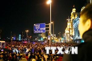 Trung Quốc ra thông báo khẩn sau vụ giẫm đạp tại Thượng Hải