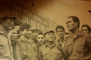 Những kỷ niệm về Chủ tịch Hồ Chí Minh qua người lính cận vệ