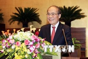 Chủ tịch Quốc hội lên đường thăm hữu nghị chính thức Trung Quốc