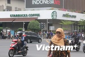 Cuộc sống tại thủ đô Jakarta đã trở lại nhịp độ thường ngày