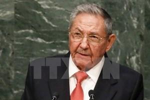 Đảng Cộng sản Cuba tiếp tục quá trình Cập nhật mô hình kinh tế-xã hội
