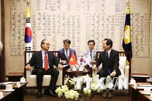 Hàn Quốc sẽ bảo vệ quyền và lợi ích hợp pháp của người Việt