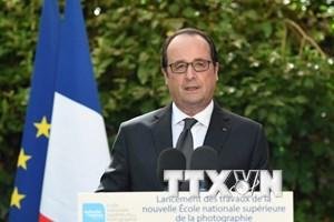 Tổng thống Pháp Hollande đánh giá về gần 5 năm nắm quyền