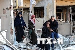Thổ Nhĩ Kỳ: Vụ nổ ở Diyarbakir được xác định là đánh bom xe
