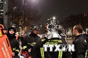Pháp bắt giữ một đối tượng tình nghi tấn công khủng bố ở Paris