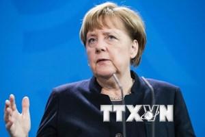 Thủ tướng Đức Merkel đến Tunisia giải quyết vấn đề di cư