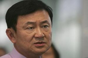 Cựu Thủ tướng Thaksin phủ nhận cáo buộc gây bất ổn ở Thái Lan