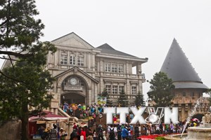 Lượng du khách quốc tế đến thành phố Đà Nẵng tăng hơn 91%