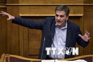 Hy Lạp kêu gọi các chủ nợ thực hiện cam kết trì hoãn giảm nợ