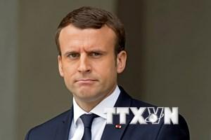 """""""Phép thử"""" quan trọng đầu tiên đối với ông Emmanuel Macron"""