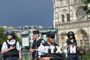 Pháp duy trì tăng cường an ninh cho cuộc bầu cử Hạ viện sắp tới