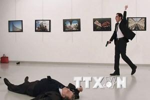 Thổ Nhĩ Kỳ cáo buộc giáo sỹ Gulen đứng sau vụ sát hại Đại sứ Nga