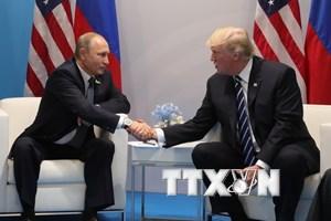 Các bước đi ban đầu được thiết lập nhằm cải thiện quan hệ Nga-Mỹ