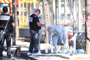 Cảnh sát Pháp phát hiện thuốc nổ TATP tại một căn hộ gần Paris