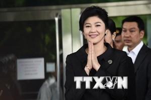 Cựu Thủ tướng Yingluck Shinawatra chưa được cấp hộ chiếu Anh