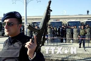 Thổ Nhĩ Kỳ bắt giữ ít nhất 55 nghi can có liên quan đến IS