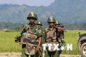 Myanmar: Đụng độ cảnh sát và người biểu tình, 7 người thiệt mạng