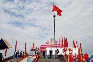 Hàng vạn trái tim hướng về Lễ hội Thống nhất non sông tại Quảng Trị