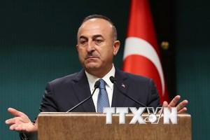 Thổ Nhĩ Kỳ mong Đại hội đồng LHQ thông qua kiến nghị về Jerusalem