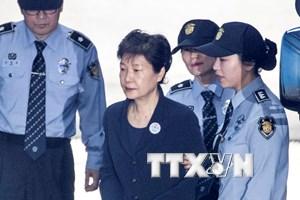 Đề nghị án tù với 3 trợ lý cấp cao của cựu Tổng thống Park Geun-hye