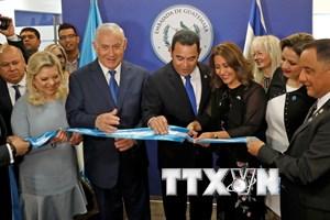 Liên đoàn Arab tuyên bố sẽ không hợp tác với Guatemala ở mọi cấp