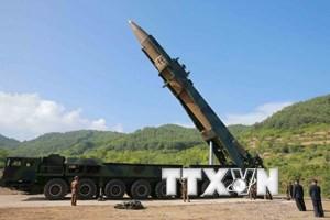 Cơ sở tên lửa và hạt nhân của Triều Tiên hoạt động bình thường
