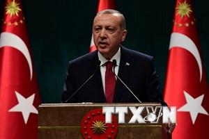 Thổ Nhĩ Kỳ kết thúc lệnh tình trạng khẩn cấp vào 1 giờ ngày 19/7