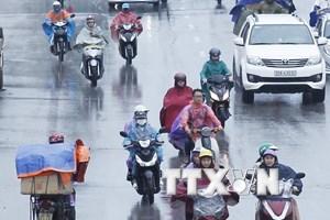 Các tỉnh Bắc Bộ đến Thanh Hóa sẵn sàng phương án ứng phó thiên tai