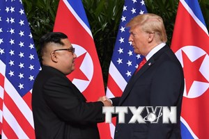 """""""Thứ tự hành động"""" cho tiến trình phi hạt nhân hóa Triều Tiên"""